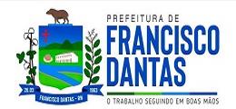 Francisco Dantas Rio Grande do Norte fonte: www.franciscodantas.rn.gov.br